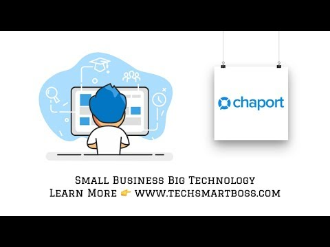 Add Live Chat To Your Website With Chaport (Tech Smart Boss Review)