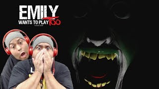 THEY SCARED THE HELL OUT OF ME BUT WE BEAT IT!! [EMILY WANTS TO PLAY TOO] [DEMO ENDING]