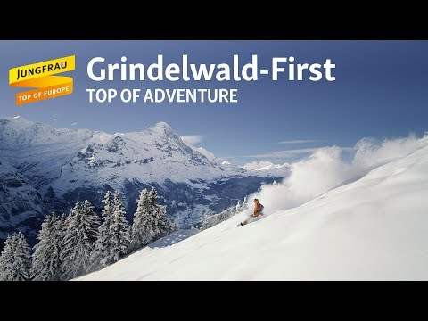 Grindelwald-First - Top of Adventure Winter