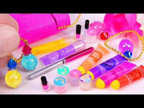 7 DIY Make-up Miniatures