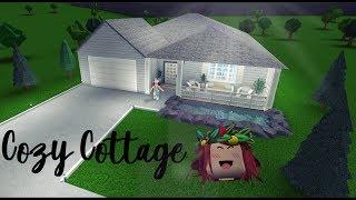 Roblox Cozy Cottage Bloxburg 29k