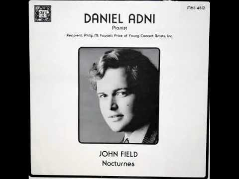 Field / Daniel Adni, 1978: Nocturne No. 12 in G major
