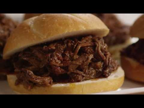 How to Make Slow Cooker Barbecued Beef | BBQ Beef Recipe | Allrecipes.com