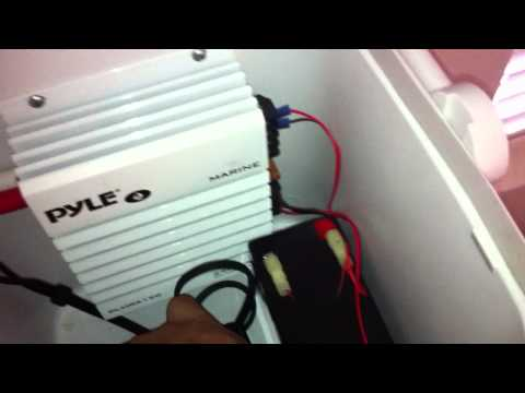 small cooler radio.MOV