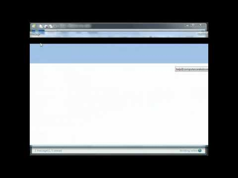 How to spell check in Windows Live Mail 2011
