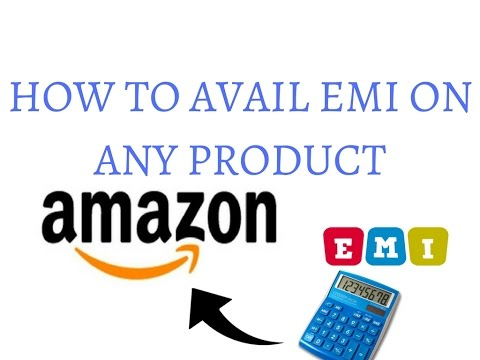 HOW TO BUY ANY PRODUCT ON EMI |AMAZON|HINDI|Technical Baba
