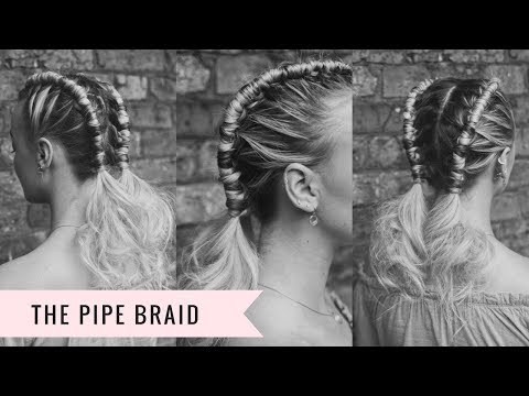 The Pipe Braid by SweetHearts Hair (NEW BRAID)