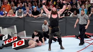 Top 10 Raw moments: WWE Top 10, Apr. 17, 2017