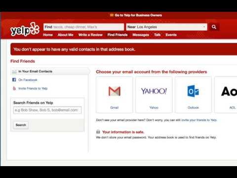 Yelp Help - Optimizing your Yelp profile