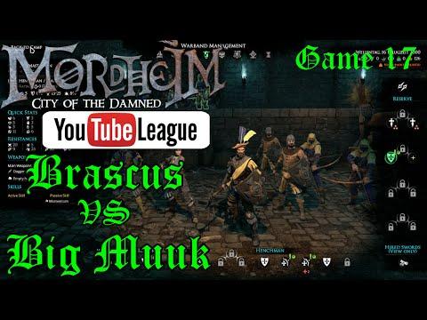 The Mordheim YouTube League - Muuk vs Brascus - Round 3 Game 7/7 - Mordheim PvP Gameplay - Ep. 17