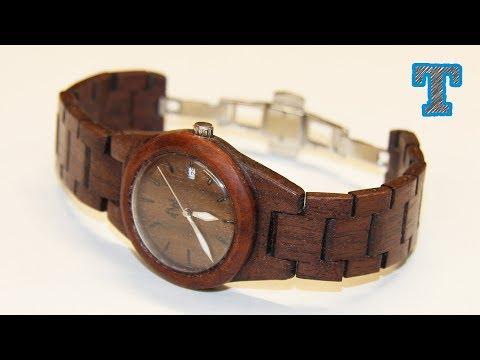 Making a Homemade Wooden Watch