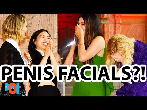 Sandra Bullock's 'Penis Facial' Is Exactly What You Think