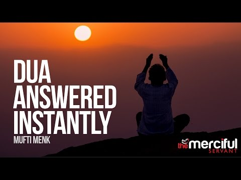 Dua Answered Instantly - Powerful True Story
