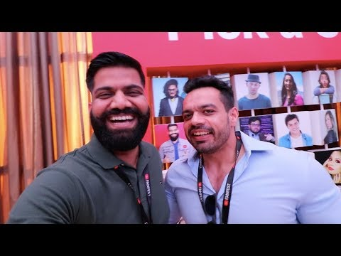 YouTube Fanfest CreatorMeet 2018   Technical Guruji   BB ki Vines
