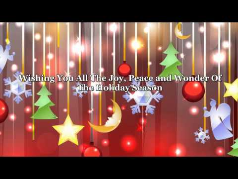 Create AMAZING Business Holiday Greetings For Websites, Facebook, YouTube  & Emails