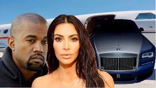 10 expensive things owned by Kanye west and Kim Kardashian