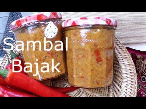 Pisang Susu's Sambal Badjak