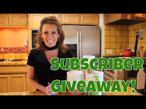 April Shout Out & Subscriber Giveaway With Linda's Pantry