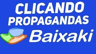 Download CLICANDO EM PROPAGANDAS DO BAIXAKI, PEGUEI BAIDU? Video
