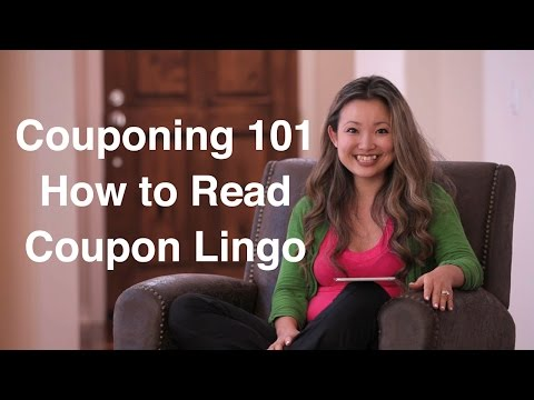 ✄ How to Read Coupon Lingo