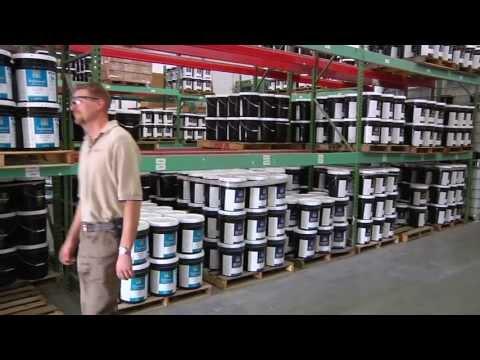 Hirshfield's Paint Manufacturing Tour