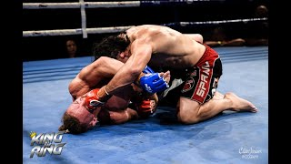 75kg : Beau Rawiri vs Eugene Bareman