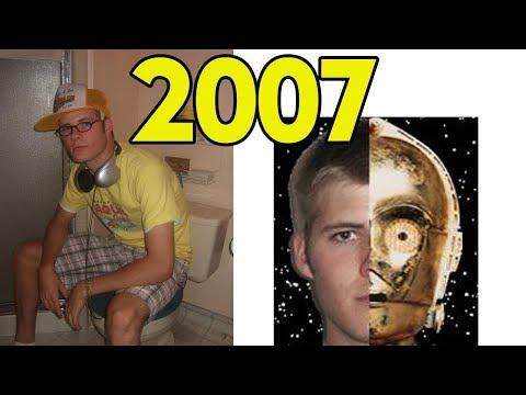 The Origins of C-Threep: My First Music & Cringy Photos (2007)