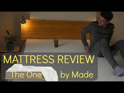 Mattress review UK 2017 - Emma / Otty alternative - Highly recommended!