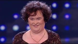 Susan Boyle Semi Final *EXTENDED EDITION* - Britain