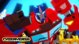 Download 'Eruption'🔥 Episode 18 - Transformers Cyberverse - NEW SERIES Video