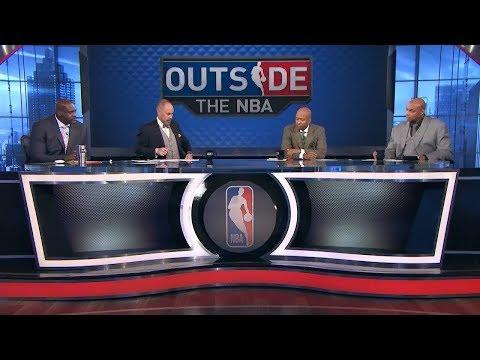Crew Discuss America's Gun Violence Problem | Outside The NBA
