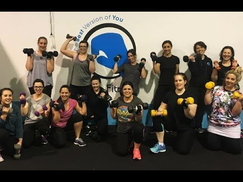 Group Fitness with Terrific Fitness