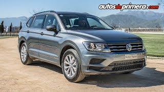 Nuevo Volkswagen Tiguan AllSpace 2018 en Colombia [Primer Contacto]