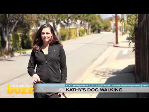 MyLocalBuzzTV - Kathy's Dog Walking - Manhattan Beach