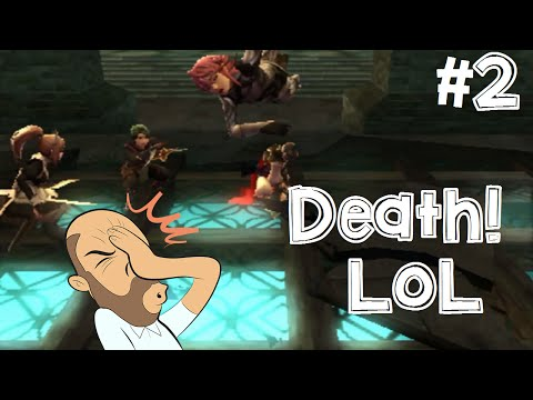 FIRE EMBLEM FATES: CONQUEST LUNATIC MODE DEATH AND RAGE! (CHAPTER 2 LET'S PLAY GAMEPLAY) ENGLISH