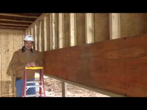 LP® SolidStart® Laminated Veneer Lumber Product Overview