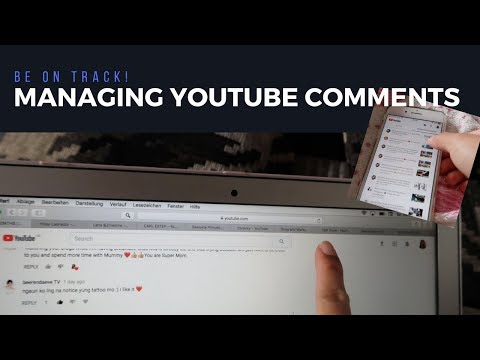 HOW I STAY ON TRACK ON DOING YOUTUBE COMMENTS AND MORE / SHOUT OUT⎪VLOG