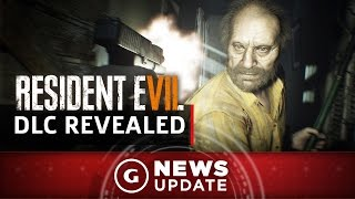 Resident Evil 7 DLC Revealed - GS News Update