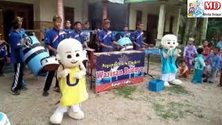 Instrument Banyu Langit Versi Tongklek Warisan Budoyo Bersama Badut Upin&ipin