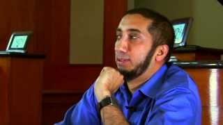 """It Wasnt Me!!!"" VERY FUNNY ~ Nouman Ali Khan #LYING"