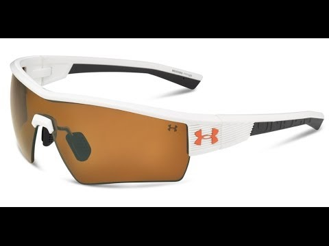 2c87c005281 UNDER ARMOUR Fire Performance Multi Sport Sunglasses w Armoursight Lenses