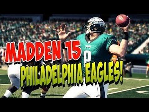 Madden 15 | Philadelphia Eagles Best Offense | Offense playbooks | Madden 15