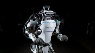 Boston Dynamics unveils Handle Robot 2018