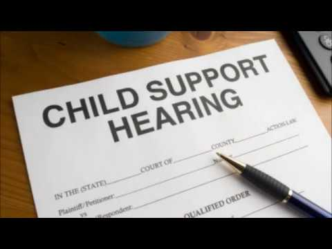 HOW TO WIN YOUR CHILD SUPPORT CASE (FAMILY COURT DEFENSE)