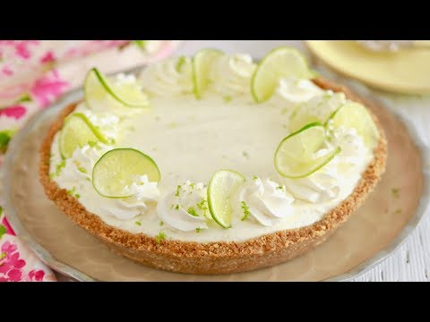 Easy 10-Minute Key Lime Pie