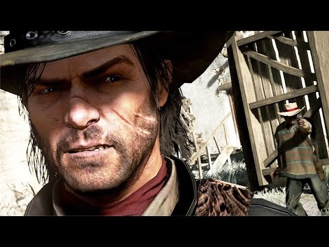 RED DEAD REDEMPTION - Trailer PS4 (PlayStation Now)