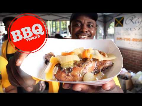 Authentic Jerk Chicken | Barbecue Tricks