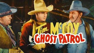 Ghost Patrol (1936) Crime, Romance, Western