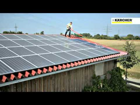 Kärcher Solar Panel Cleaning System (Keep them efficient & Make Money) for HD HDS Machines