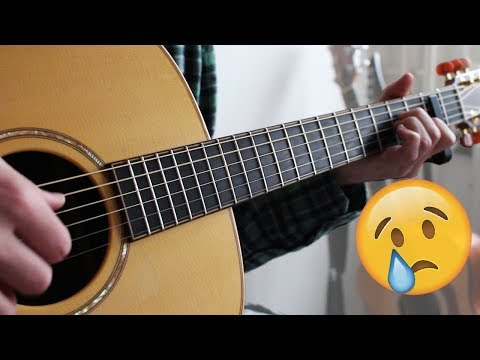 7 Sad / Emotional Songs to play on Guitar (FINGERSTYLE)